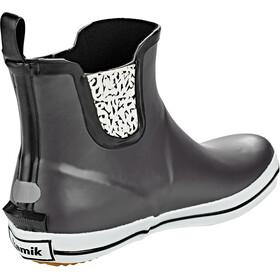Kamik Sharonlo Rubber Boots Women charcoal
